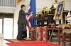 วันที่ 16 มกราคม 62เทศบาลตำบลหนองแค กองการศึกษา(ผอ จักรสาน จึงรัศมีพานิช) จัดงานวันครู ที่อาคารอเนกประสงค์ เพื่อระลึกถึงคุณครูที่ล่วงลับและอยู่ปัจจุบันและประดับยศครูที่ได้เลื่อนลำดับ โดยนายสมศักดิ์ อัตถะสัมปุณณะ รองนายกเทศมนตรี เป็นประธาน